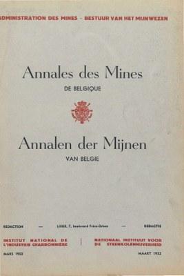 voorpagina 1952 02  Annales des Mines de Belgique.jpg